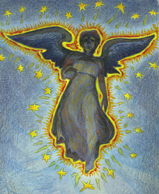 Angel of Bethesda